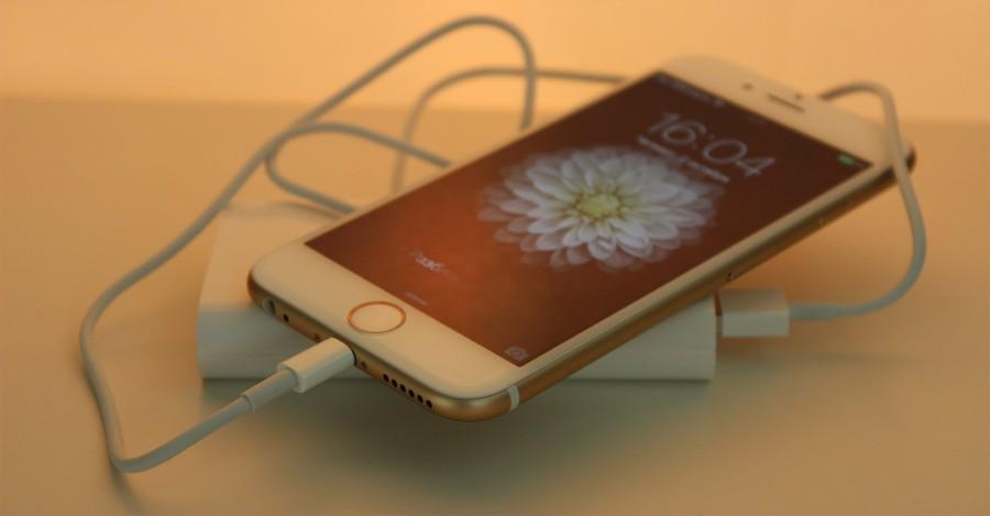 Как включить проценты зарядки на айфоне