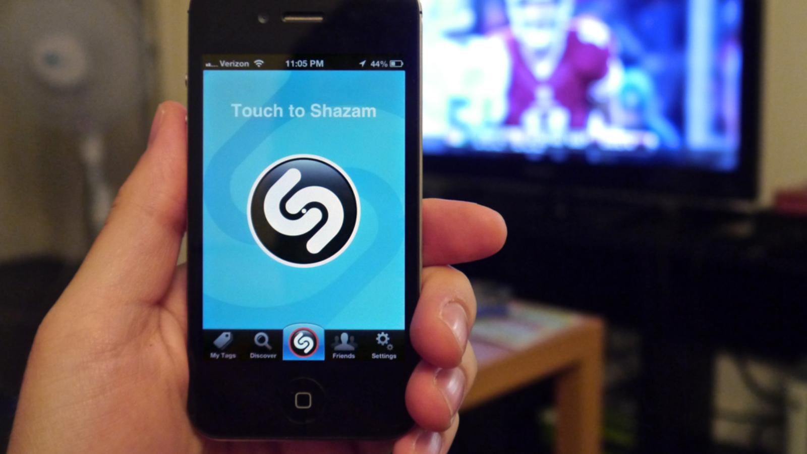 программа для распознавания музыки на айфон