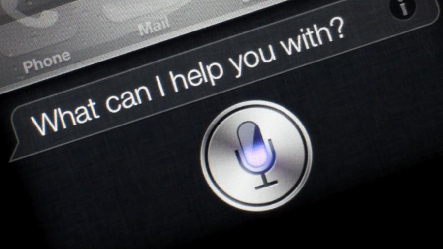 Как включить Сири на айфоне