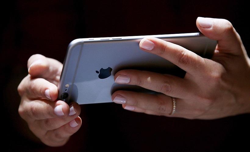 Что означает замок в кружочке на айфоне?