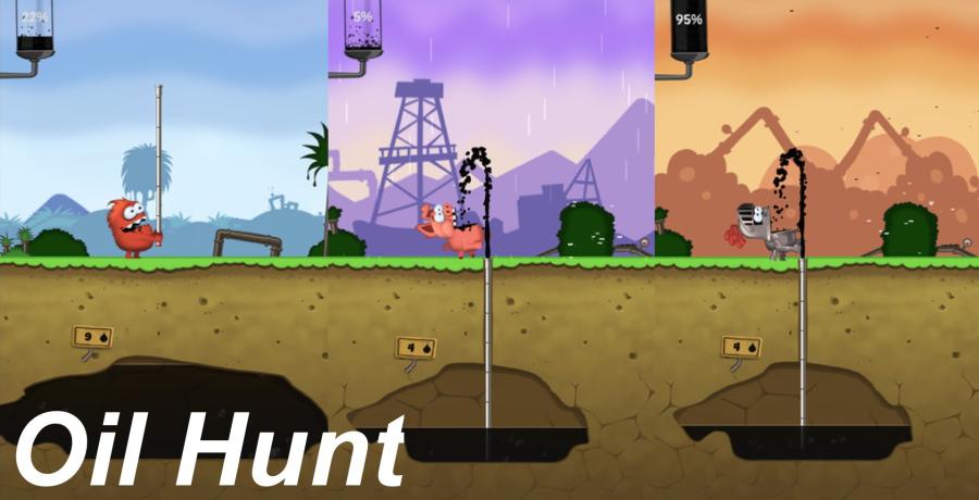 Oil Hunt на iOS