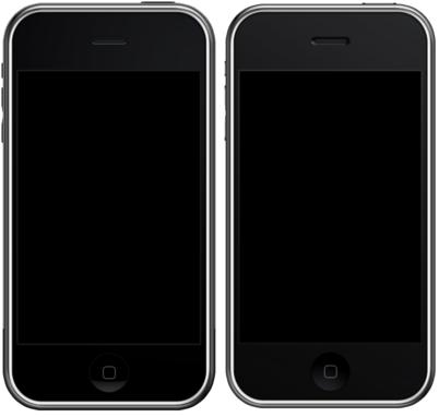 камера айфон 2g, 3g, 3gs