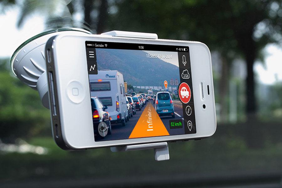 Навигатор для автомобиля на айфон