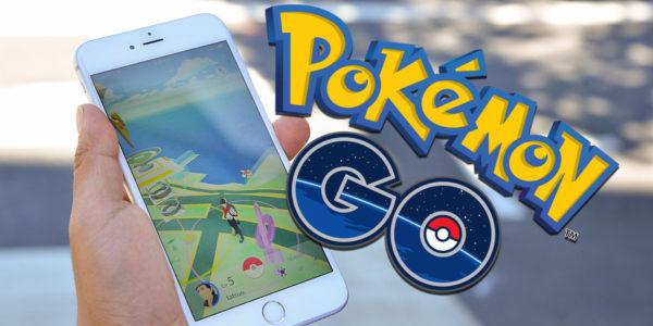 Pokemon Go на айфон