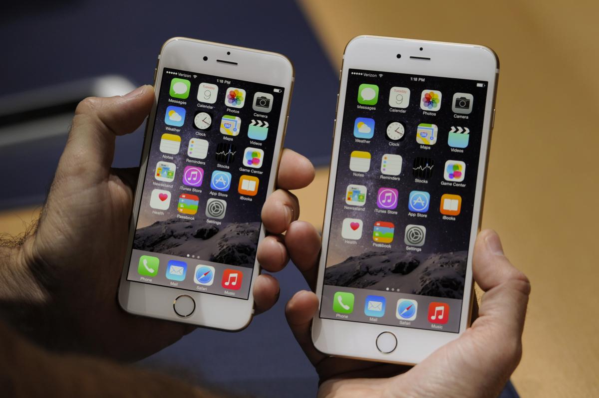 Оперативная память в iPhone 6, 6S, 6 PLUS, 6S PLUS