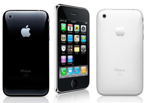 Оперативная память в айфоне первого поколения, 3, 3GS