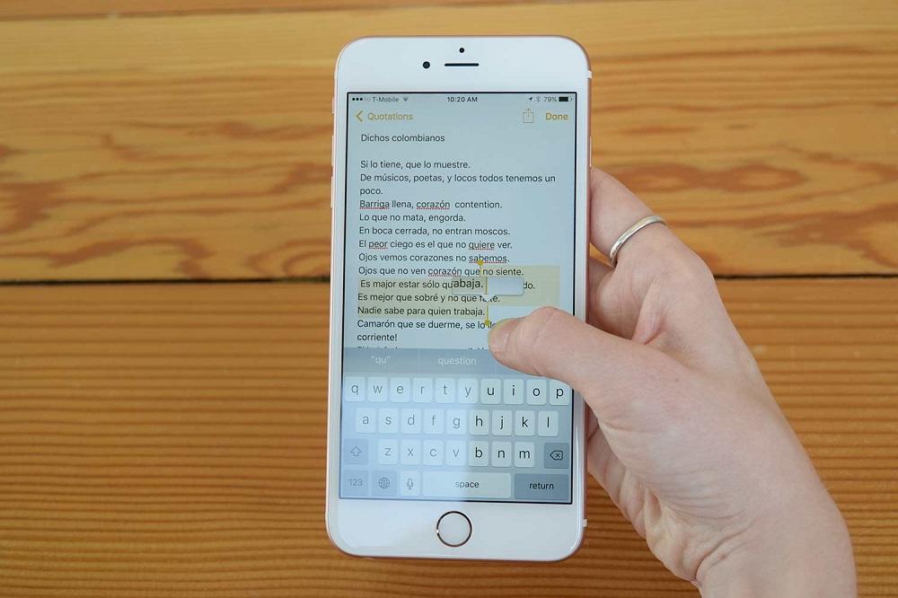Как изменить звук клавиатуры на айфоне