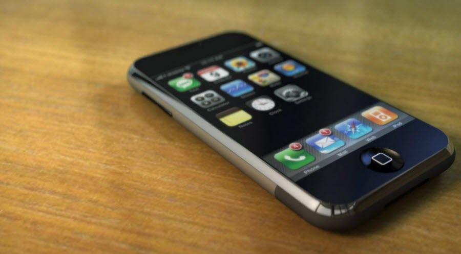 Разрешение экрана у айфона первого поколения, 3, 3GS