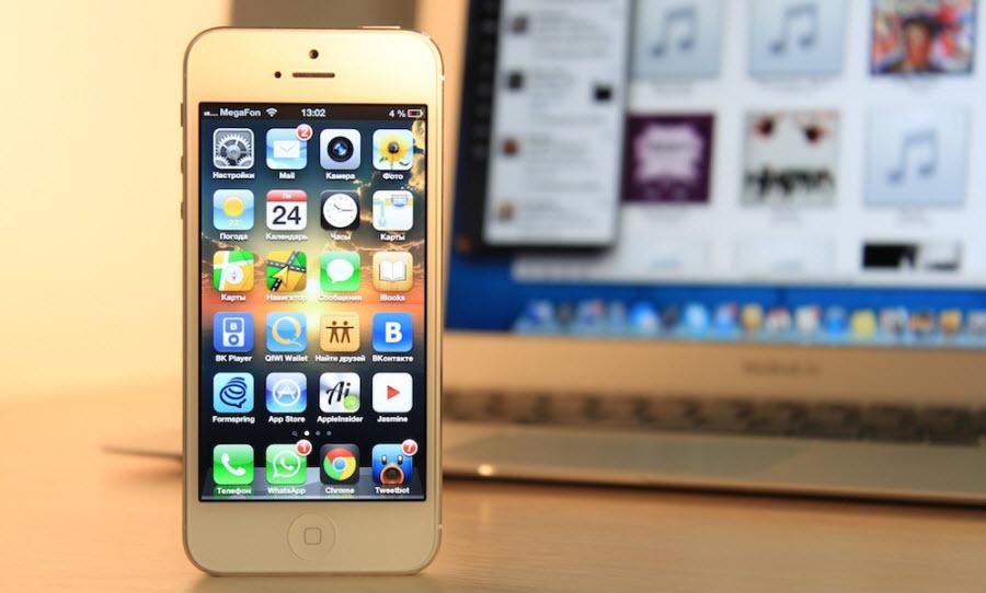 Разрешение экрана у айфона 5, 5S, 5C, SE