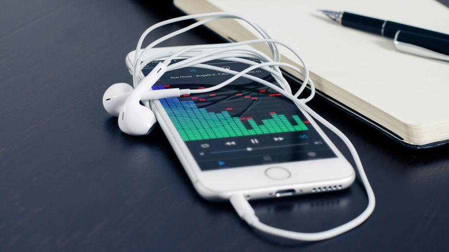 Музыка из вк на айфон