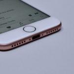Разъем для наушников в айфоне 7