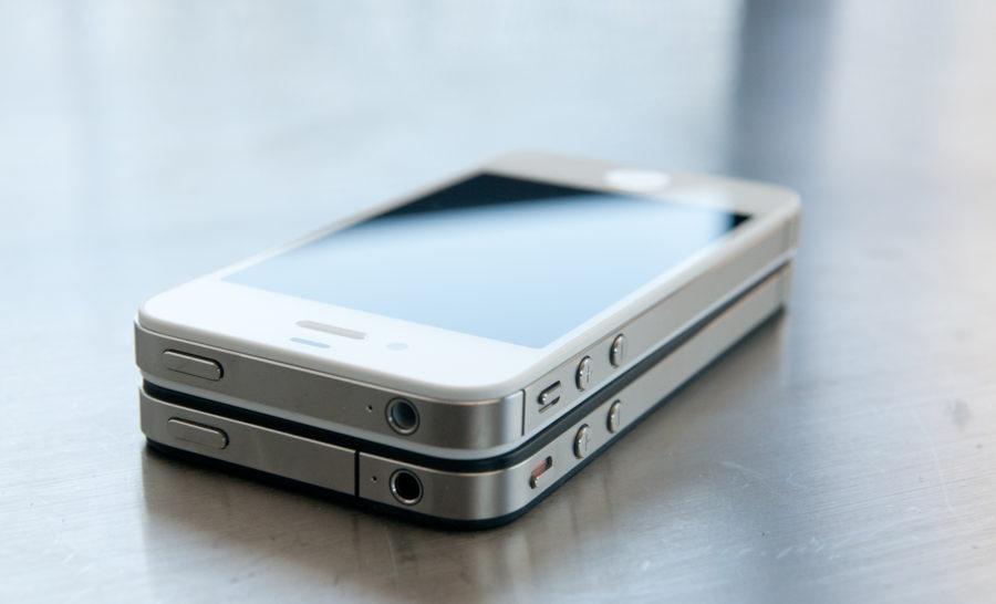 Оперативная память в iPhone 4, 4S