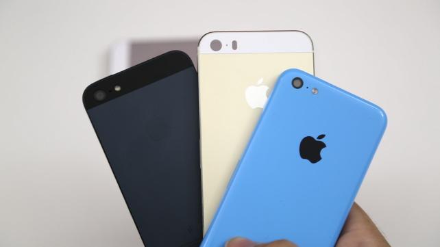 Емкость аккумулятора iPhone 5, 5C, 5S, SE