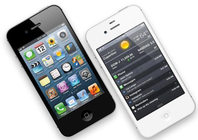 Емкость аккумулятора айфона 4, 4S