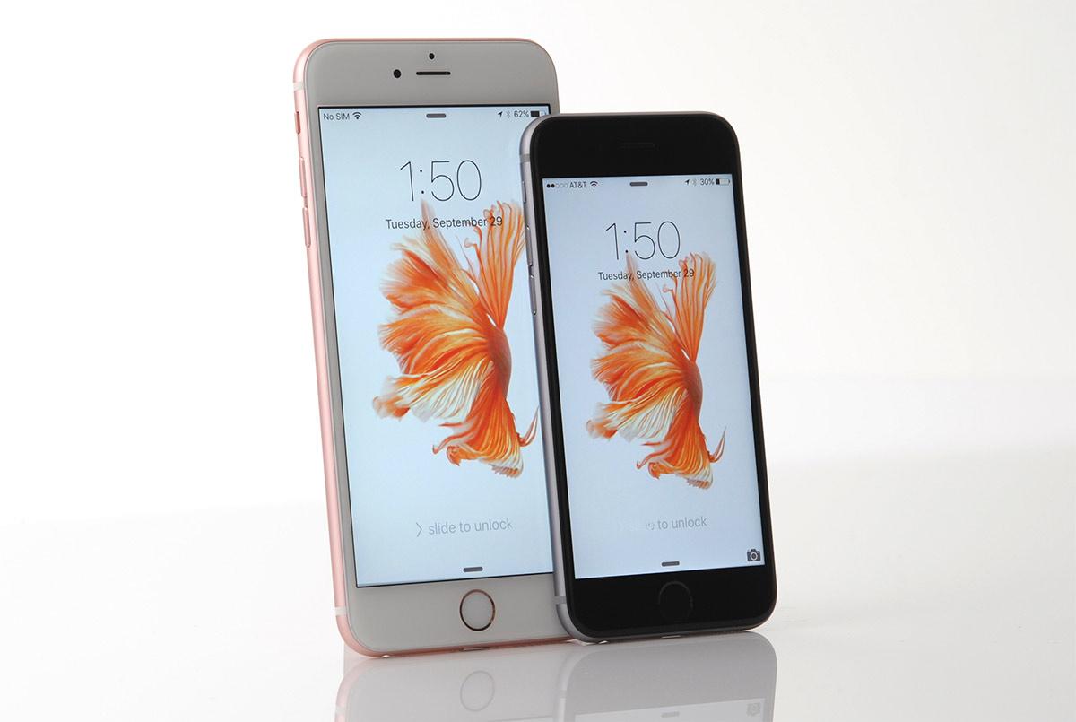 Емкость аккумулятора айфона 6, 6 PLUS, 6S, 6 PLUS