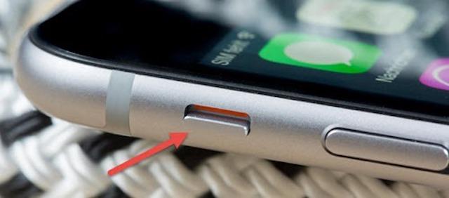 Как включить/убрать звук клавиш на айфоне