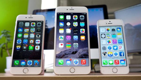 Залоченный iPhone