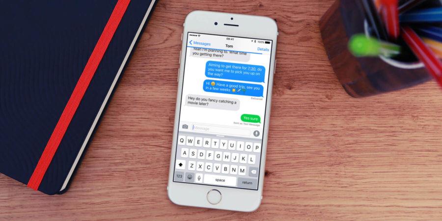 Как включить отключить как отключить iMessage на iPhone