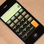 Как восстановить калькулятор на iPhone?