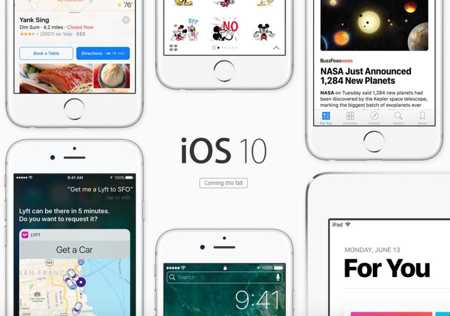 Как обновить айфон 5S до iOS 10?