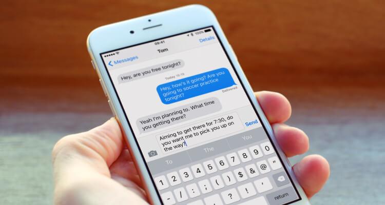 Как пользоваться iMessage на iPhone