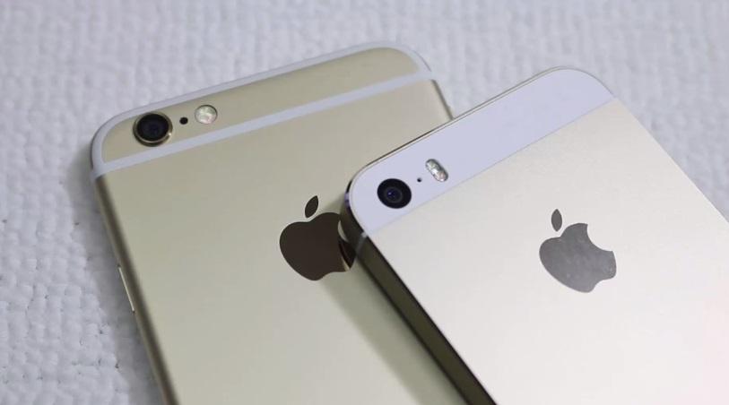 Камера и батарея айфон 5s и 6s