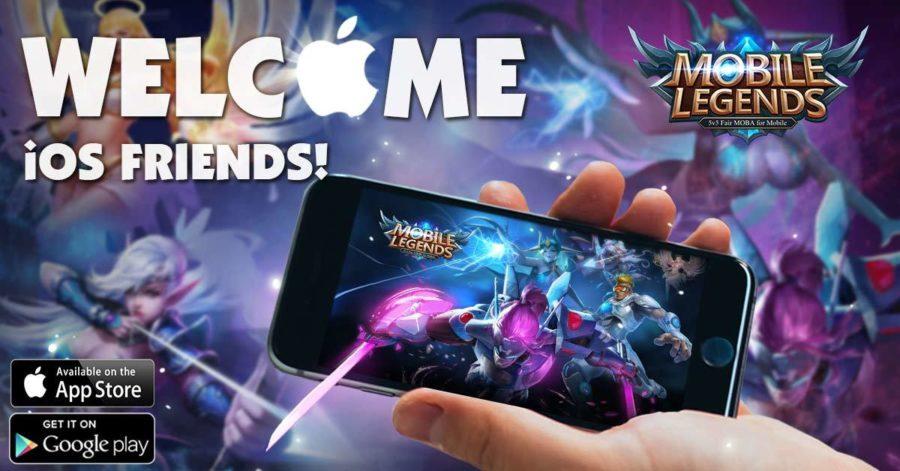 Когда выйдет Mobile Legends: Bang bang на iOS (iPhone)?