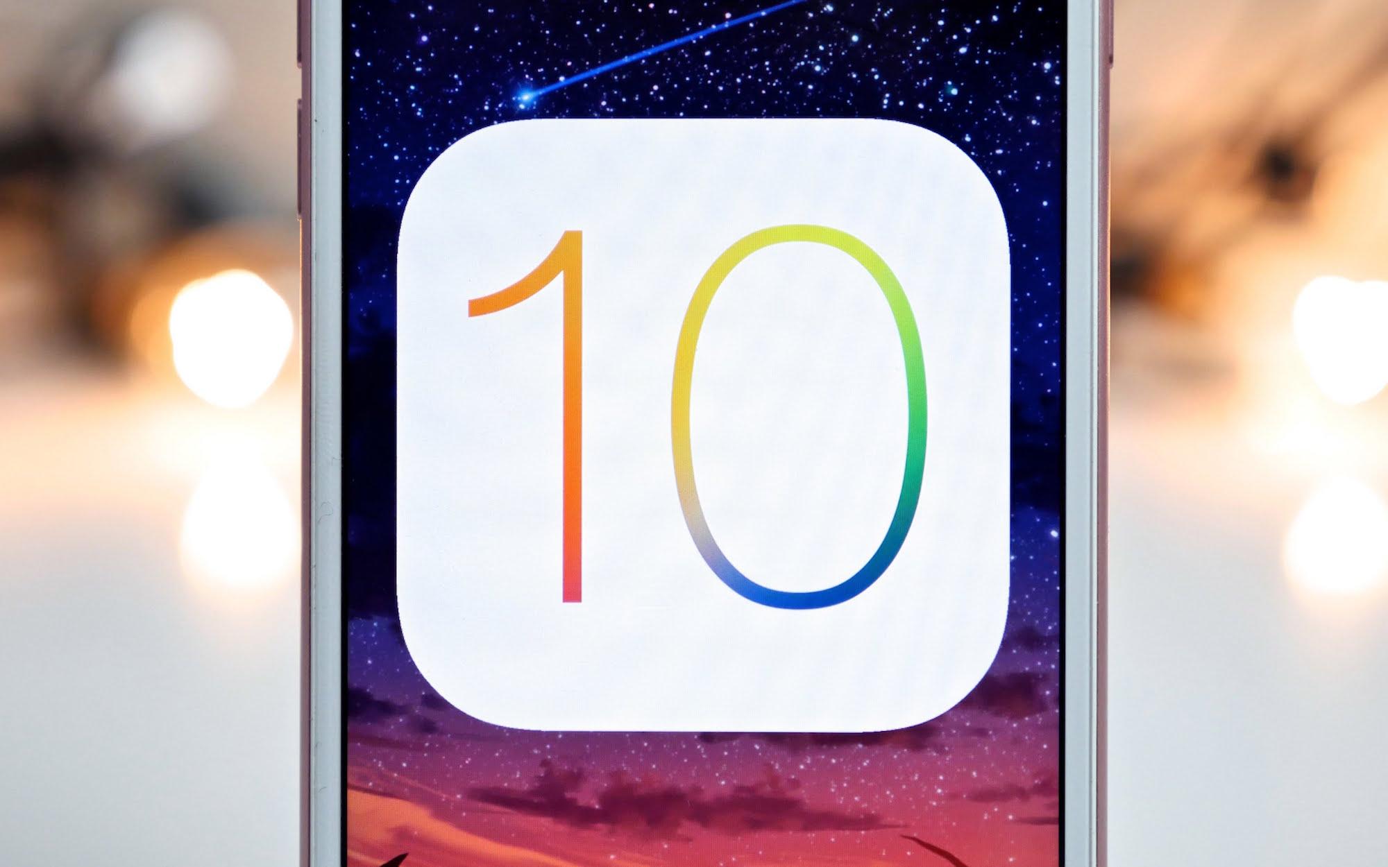 Можно ли обновить iPhone 5S до iOS 10