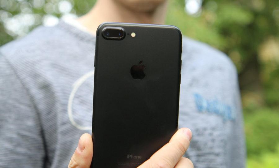 Портретный режим с эффектом боке на айфоне 7 ПЛЮС