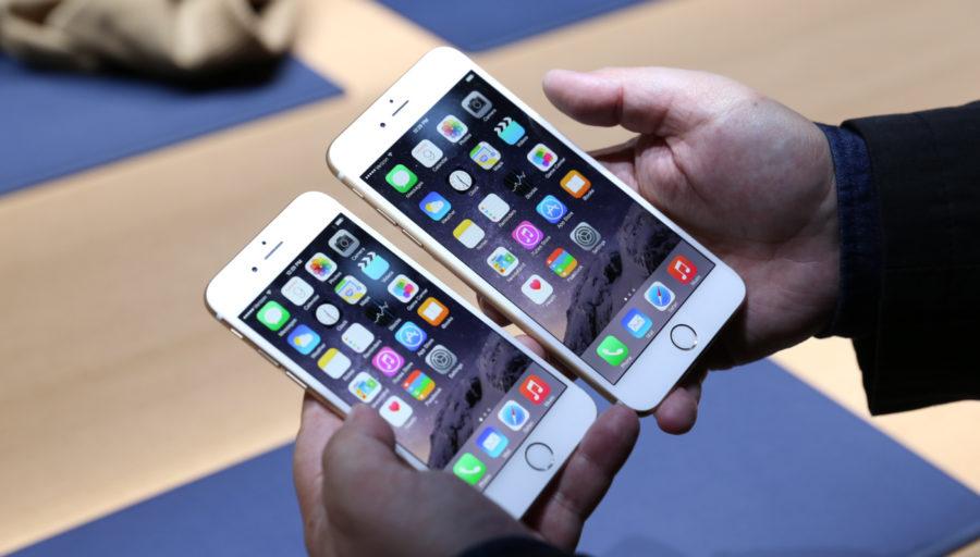 Размеры и практичность айфонов 6 и 6 ПЛЮС