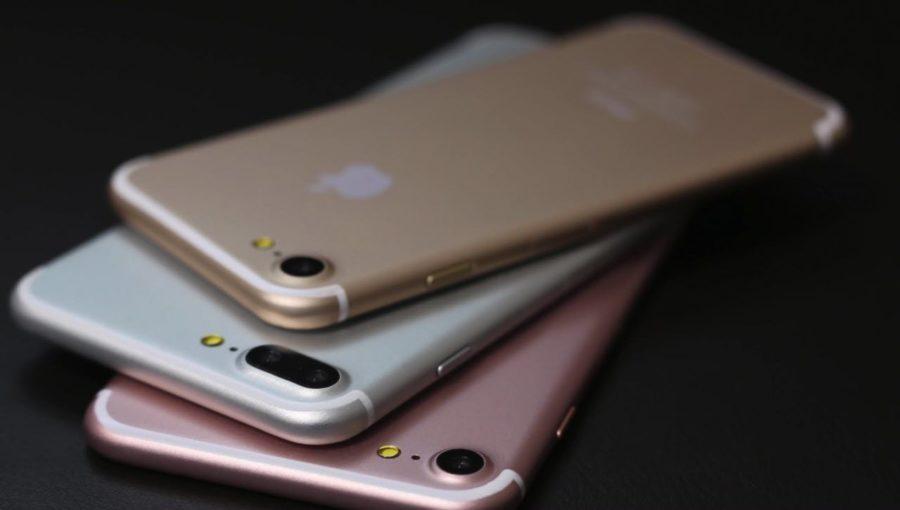 Сравнение айфона 7 и айфона 7 ПЛЮС