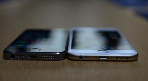 Сравнение iPhone SE и iPhone 6S