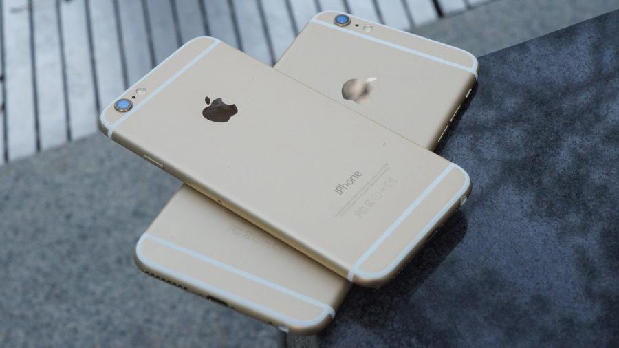 Сравнение айфонов 6 и 6 ПЛЮС