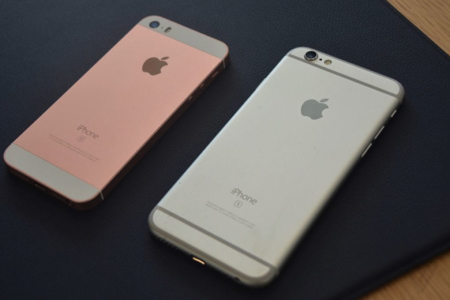 Сравнимаем внешний вид iPhone SE и iPhone 6S
