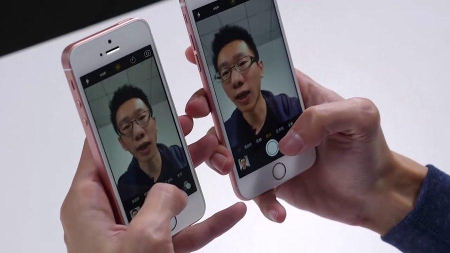 Сравнимаем камеры iPhone SE и iPhone 6S