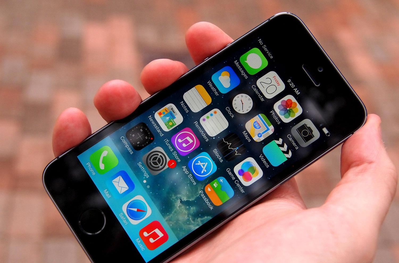 Тормозит айфон 5S после обновления iOS 10