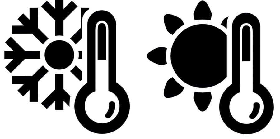 Что значит градусник в погоде на айфоне