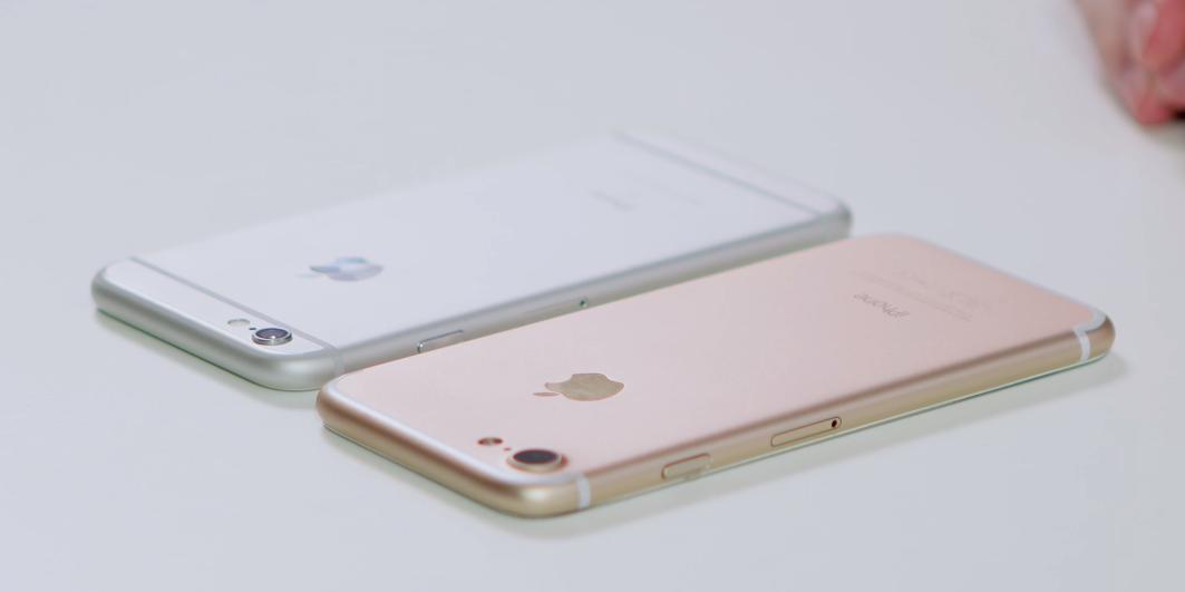Что лучше айфон 6S или айфон 7