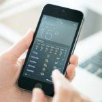 Что означают значки погоды на iPhone?