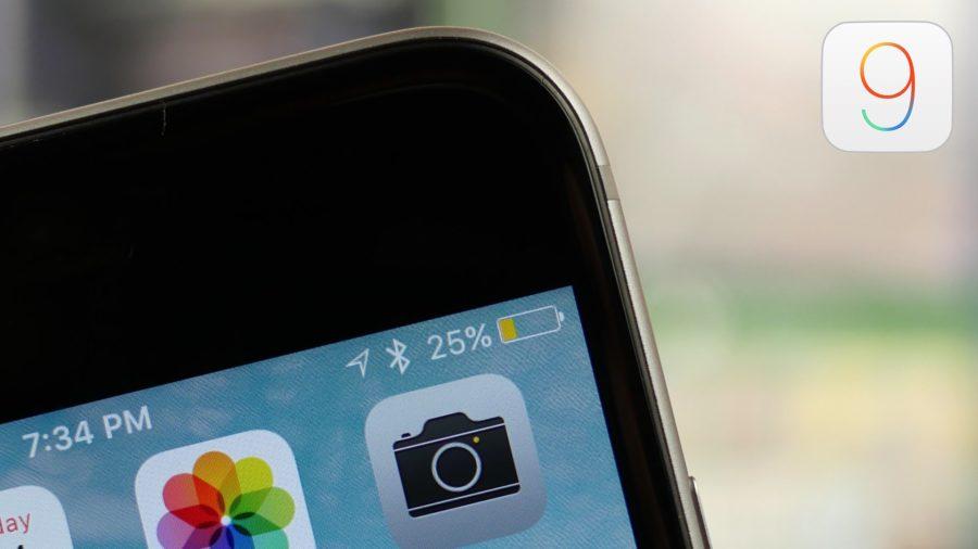 Что такое режим энергосбережения на айфоне