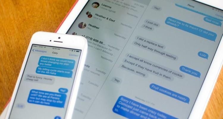 Что такое iMessage в айфоне