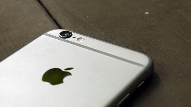 камера и аккумулятор айфон 6