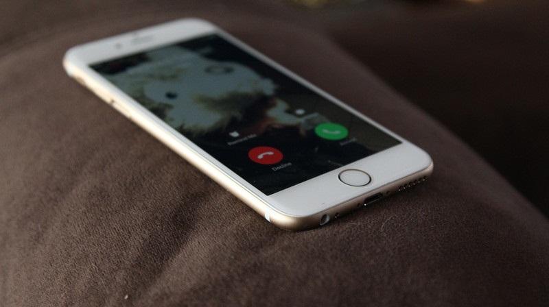 установить мигание айфоне
