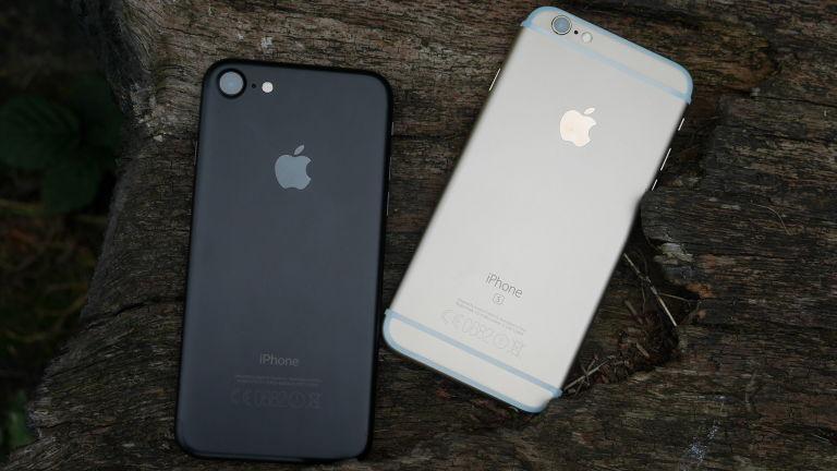 что брать айфон 6s или 7