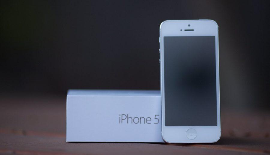 iPhone 5 на 2016 год