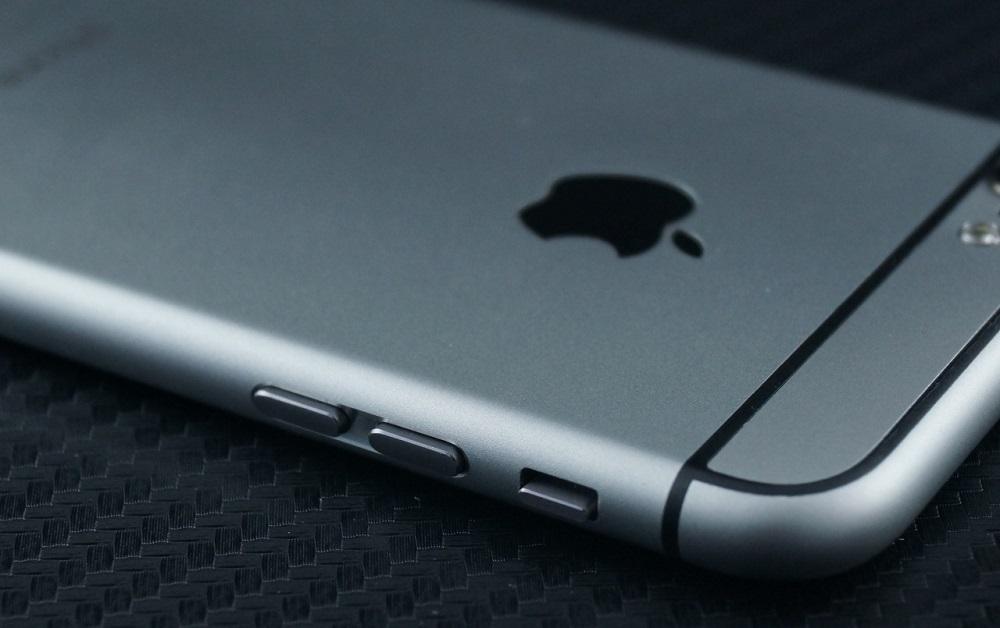 iPhone 5S в корпусе iPhone 6