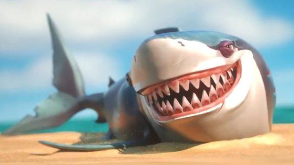 Игра про акулу