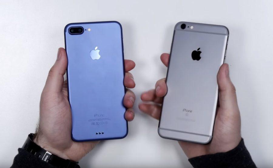 Какой айфон лучше купить iPhone 6S PLUS и iPhone 7 PLUS, какой лучше