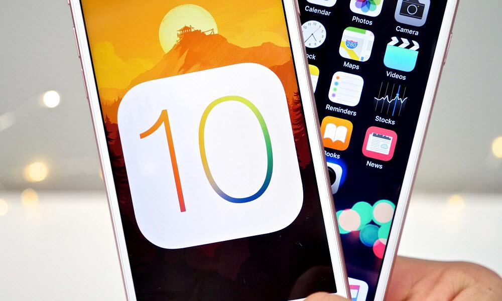 Как обновить iPhone 5 до iOS 10