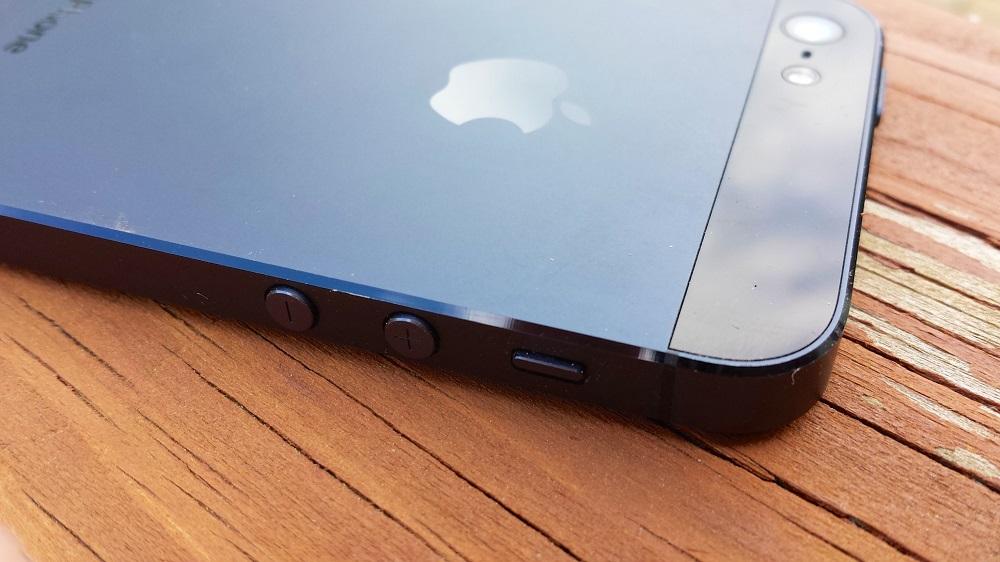 Откат с iOS 10 на айфоне 5